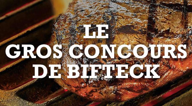 Biftek, concours, Black River Angus