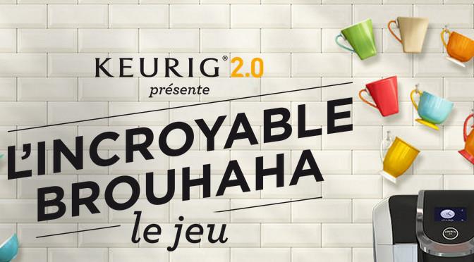 Keurig 2.0, concours