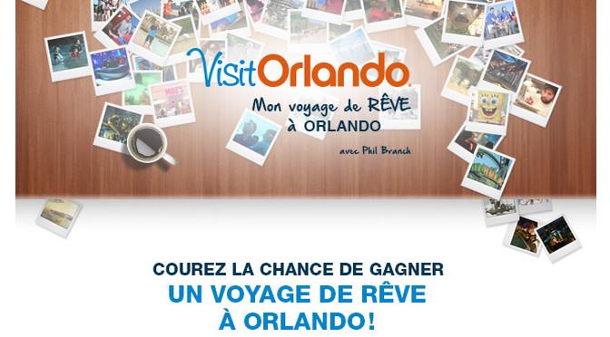 Orlando, 4 personnes, concours, V