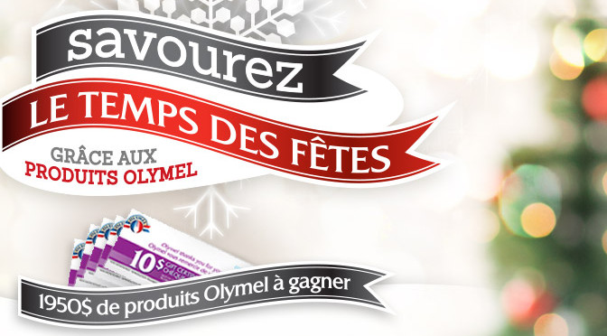 Olymel, 50 $, concours