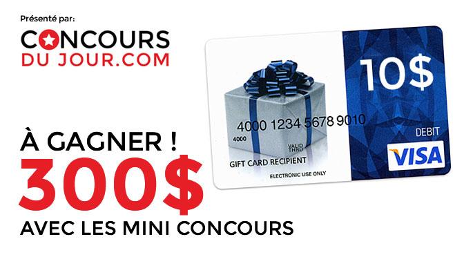 Mini concours