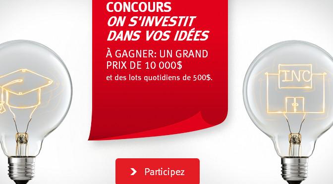 Banque Nationale, concours,