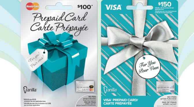 Visa, Mastercard, concours, carte prépayée