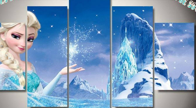 Ensemble Frozen, concours