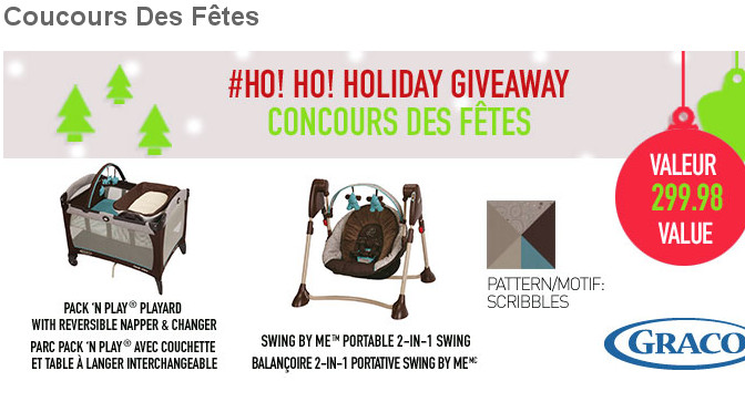 Graco, concours
