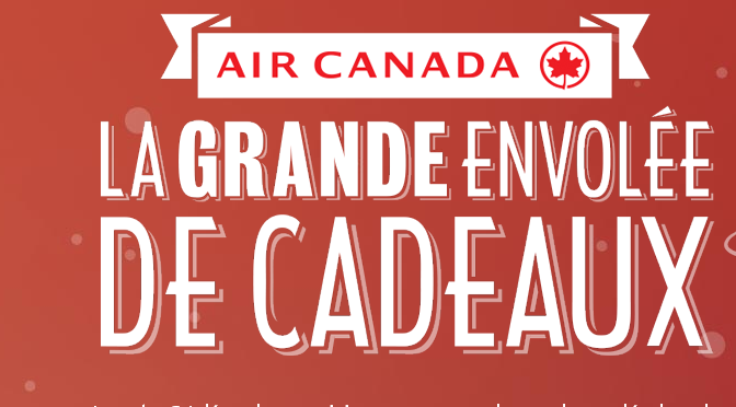 Air Canada, concours