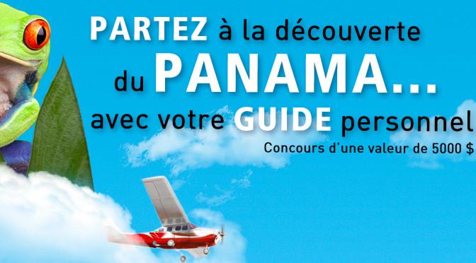 Panama, concours, voyage