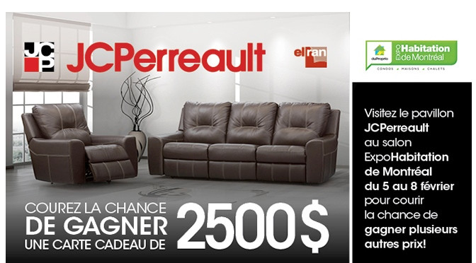 JCPerreault, concours
