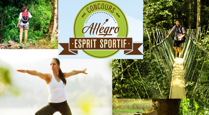 Allegro Esprit Sportif, concours