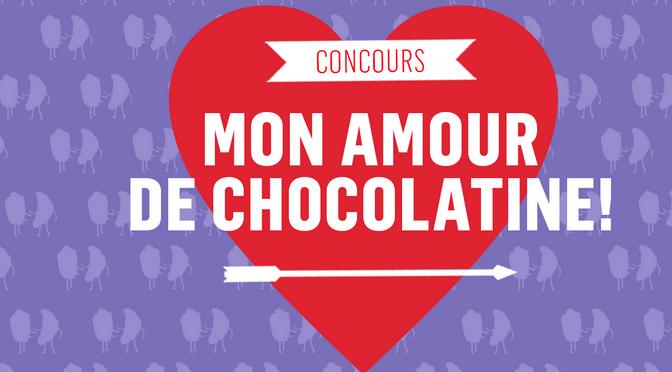 mon amour de chocolatine, concours
