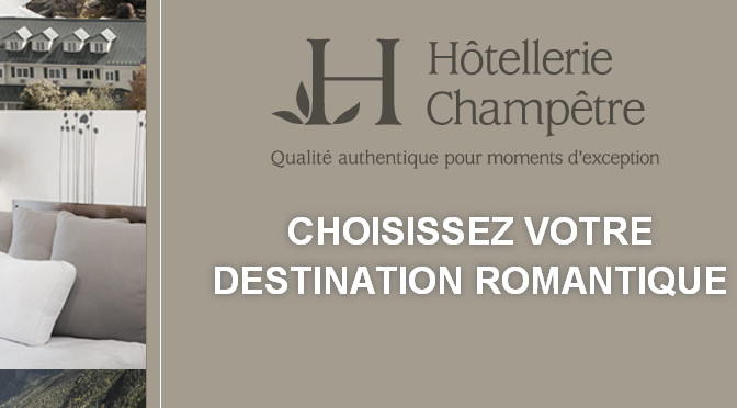 Concours hotellerie champetre