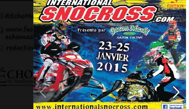 concours international snocross