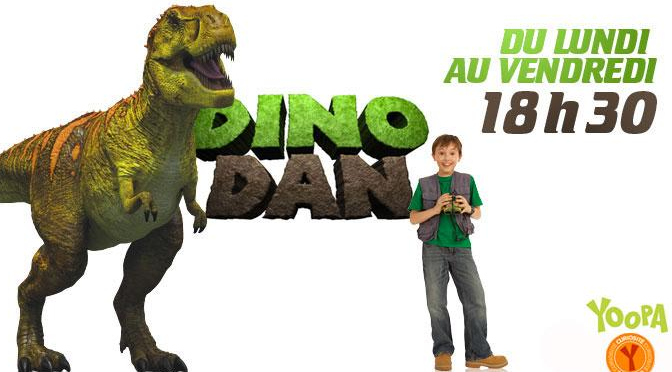 Dino dan , concours