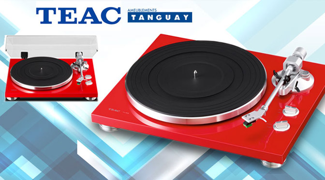 Table tournante Teac Tanguay