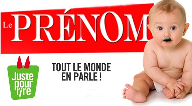 Concours théâtre le Prénom