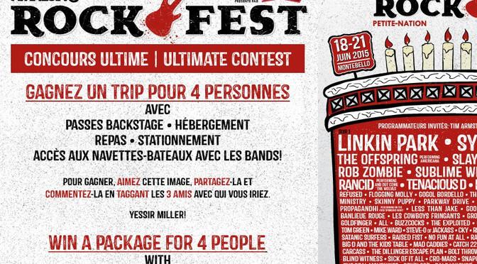 concours rockfest