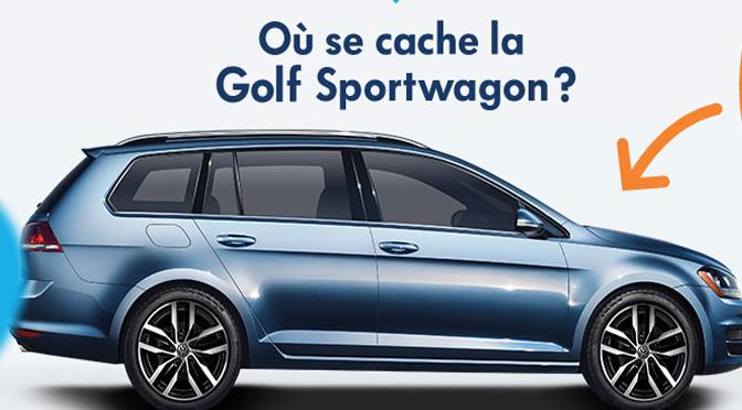 concours Golf Sportwagon