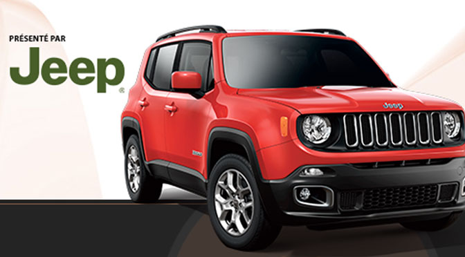 Concours Jeep, Radio-Canada