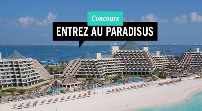Concours Air Transat, Cancun
