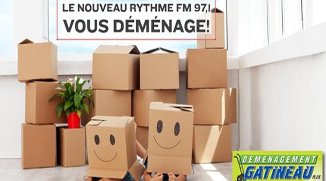 Concours 97,1 Rythme Fm