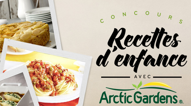 Concours Arctic Gardens