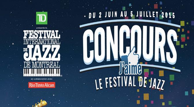 Concours Festival de Jazz