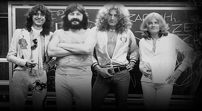 Concours Led Zeppelin