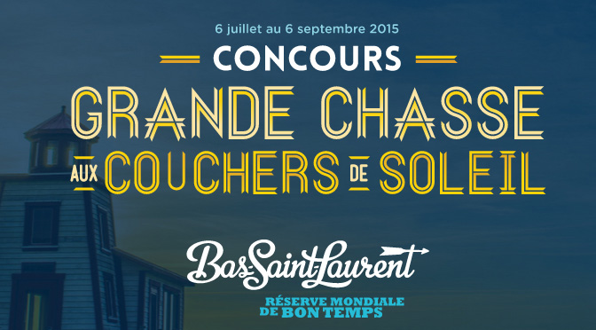 Concours Bas-Saint-Laurent