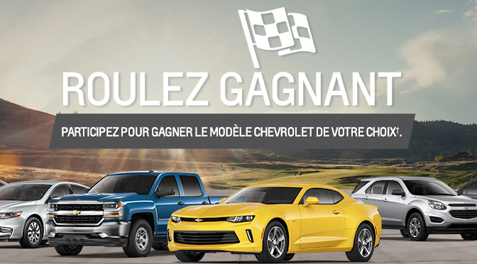 Concours GM Canada