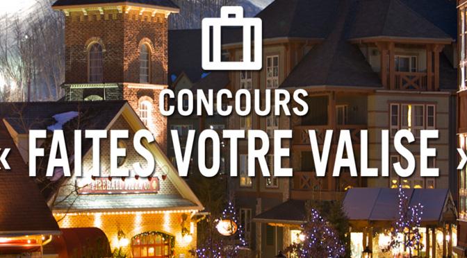 Concours Tourisme Ontario