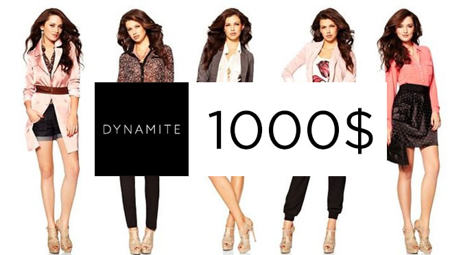 concours 1000$ dynamite