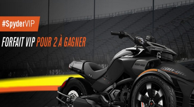 Concours Spyder