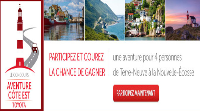 Concours Toyota