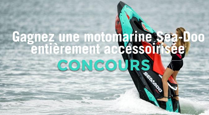 Concours Sea-doo de Bombardier