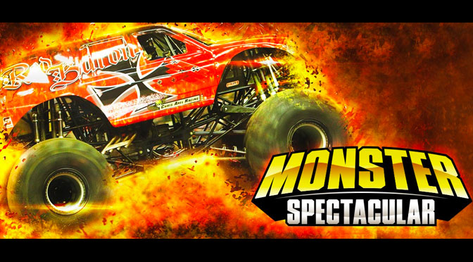 concours Monster Spectacular 2016
