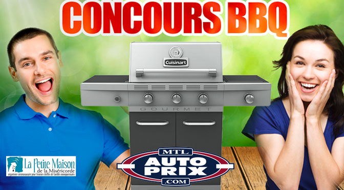 Concours BBQ Cuisinart