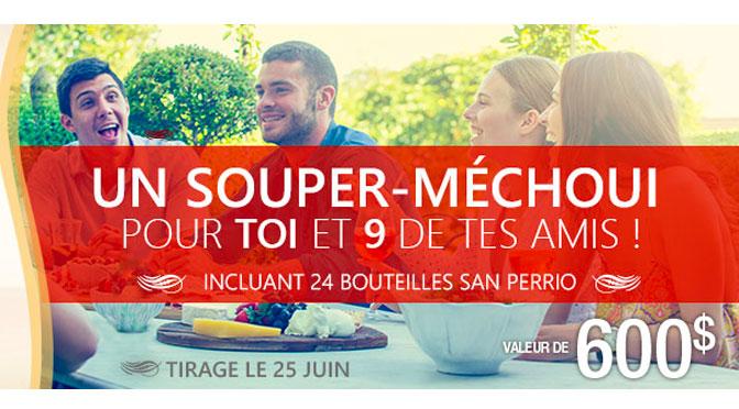 Concours Souper-Méchoui san Perrio