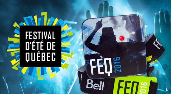 Concours Festival été de québec