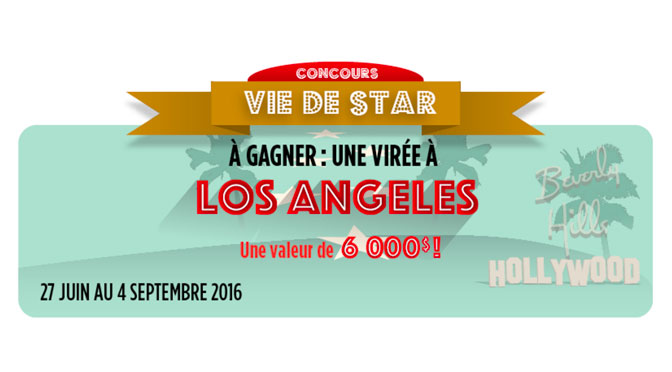 Concours virée Los Angeles Mikes