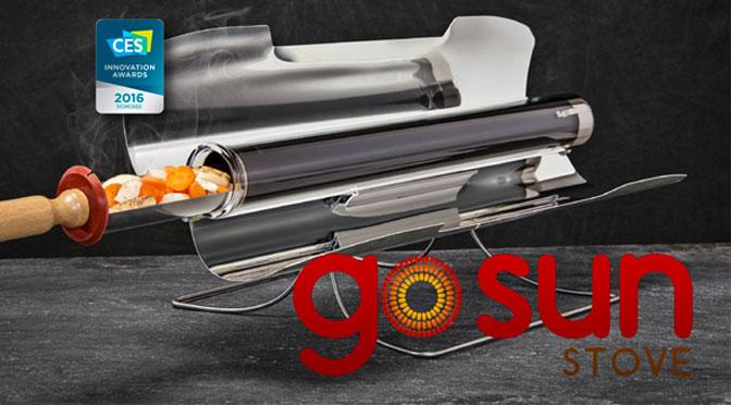 concours four solaire Gosun