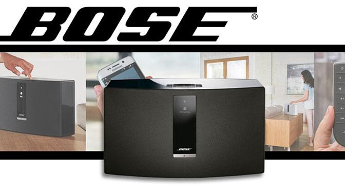 concours gagnez un haut parleur bose soundtouch 30 serie iii concours du jour. Black Bedroom Furniture Sets. Home Design Ideas