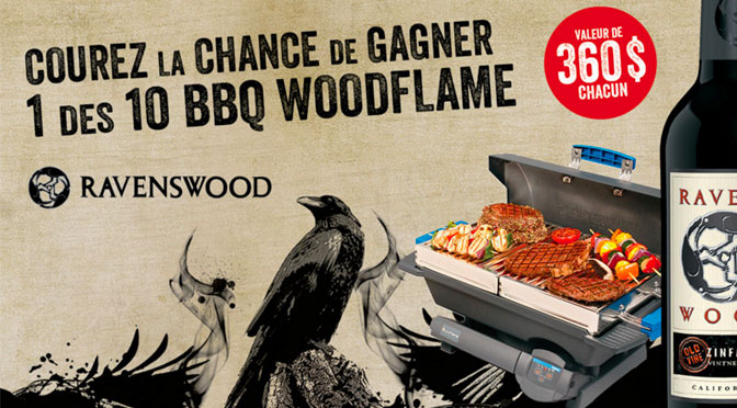 concours BBQ Woodflame