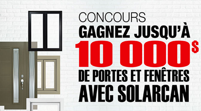 Concours Solarcan