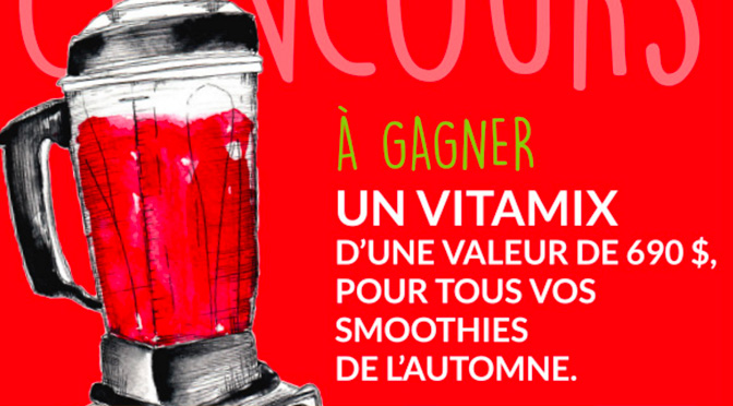 Concours Vitamix