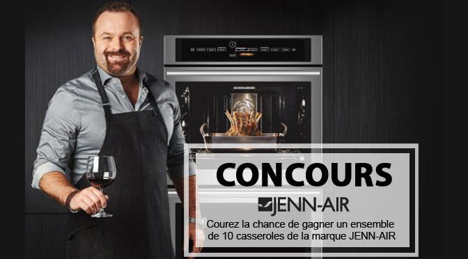 Concours Jenn-Air