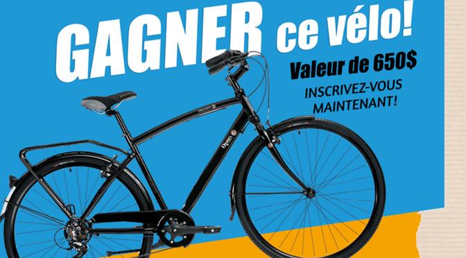 concours vélo st-Michel