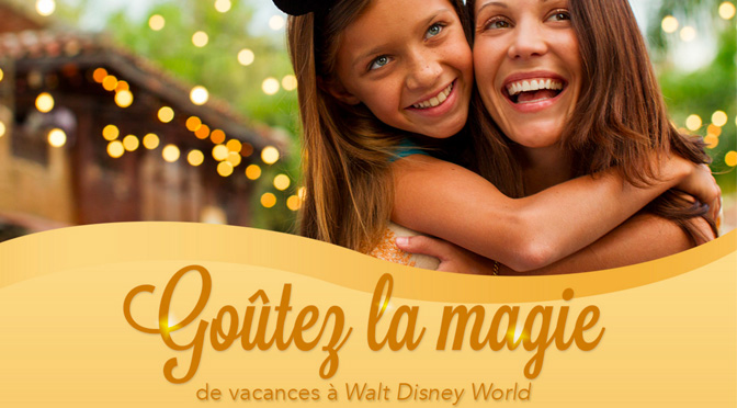 Voyage à Walt Disney World