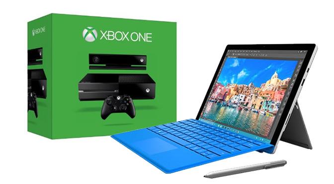 Xbox one et Surface Pro
