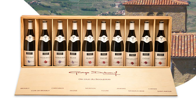 Concours vin George Leboeuf