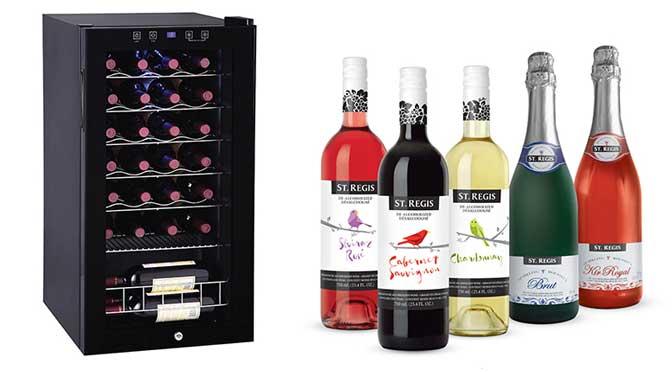 Concours St. Regis Cellier Vinum